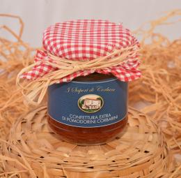 Confettura extra di Corbarino, il Pomodorino di Corbara