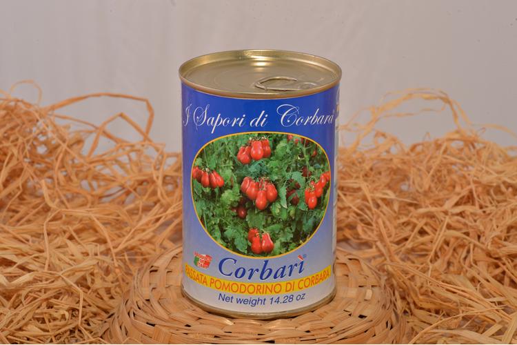 Passata premitura di Pomodorino di Corbara