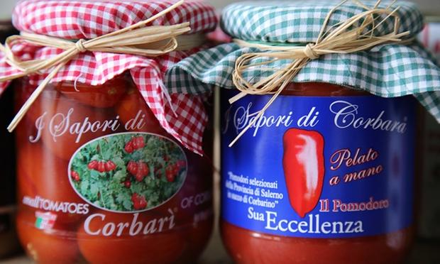 The Winners are... Sua Eccellenza and il Pomodorino di Corbara in Acqua e Sale - The Guardian - Food & Drink - Taste test