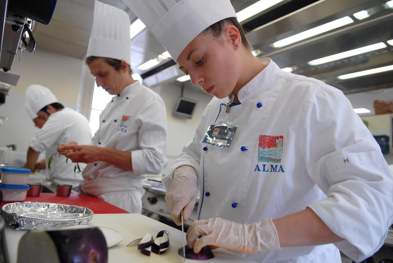 Gli chef del futuro ad ALMA