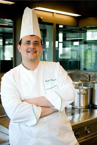 Paolo Barrale chef stellato