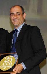 Carlo D'Amato alla Premiazione 25mo Gambero Rosso