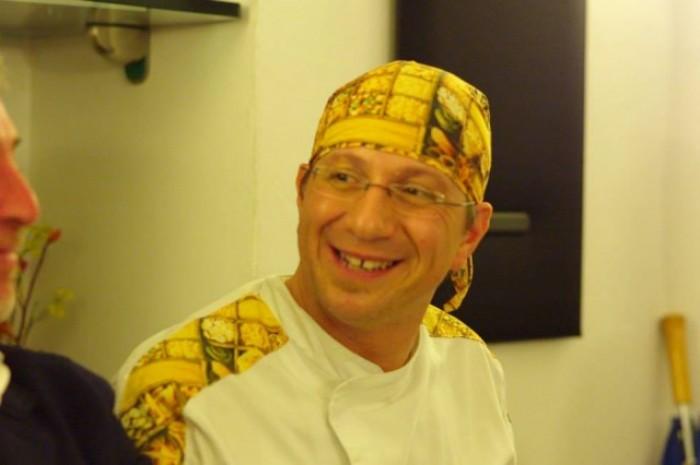 Giovanni Santarpia chef