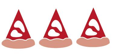 Pizzerie d'Italia 2018 Gambero Rosso - I tre spicchi